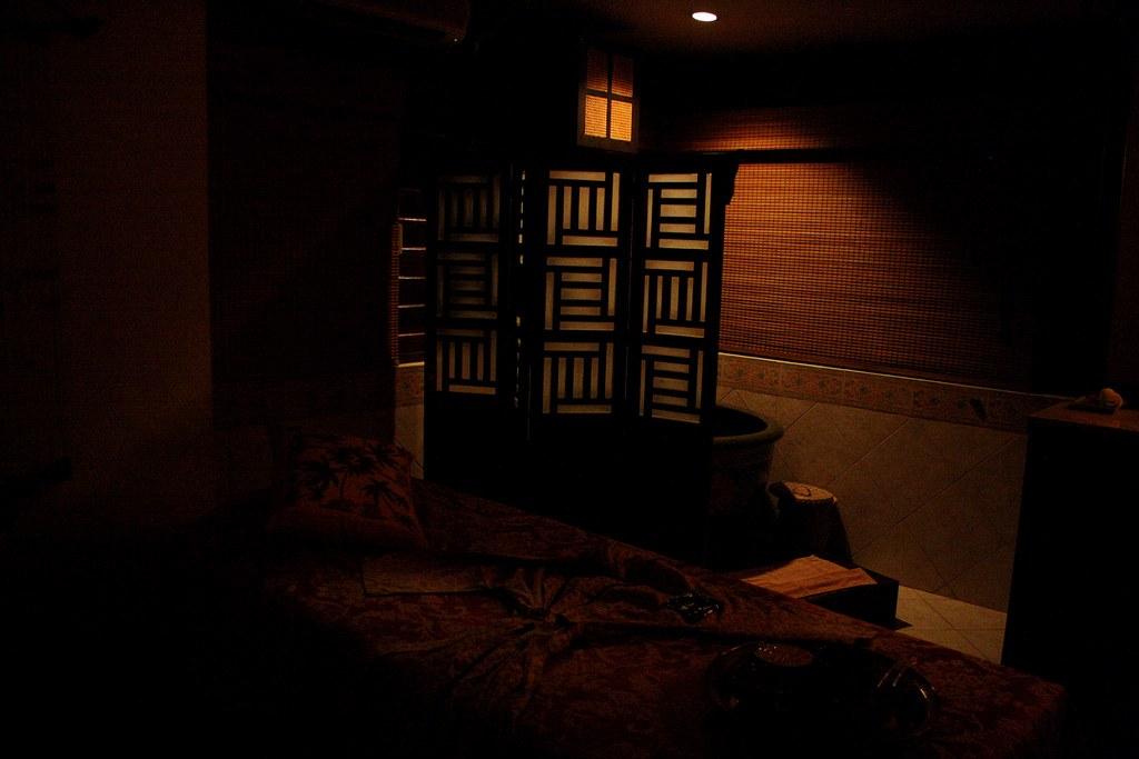マッサージ&スパのDIVANA(ディバナ)の部屋