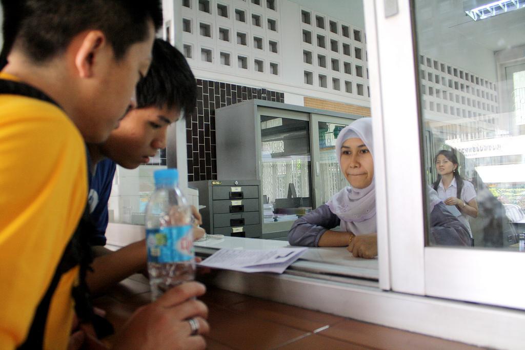 タイの大学で英語の勉強がしたい