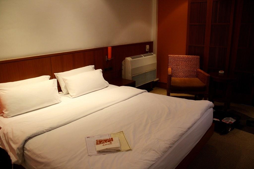 シティロッジホテルの部屋