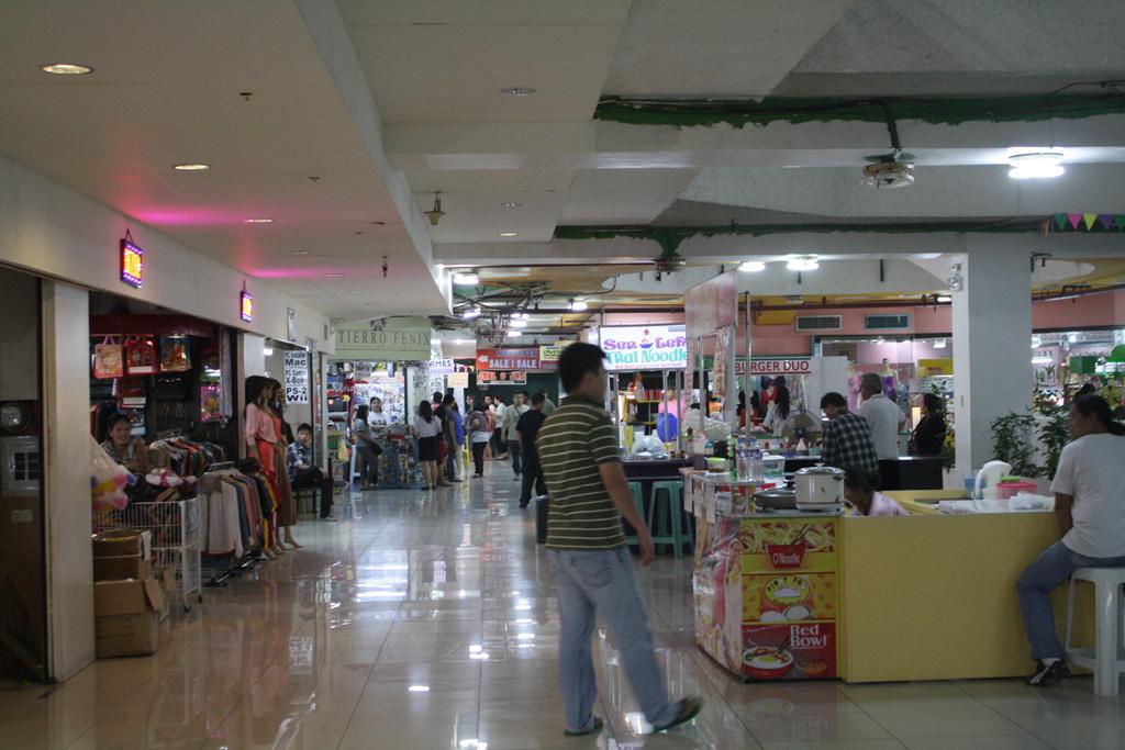 マカティのシネマスクエア、フィリピンのマニラのショッピングモール