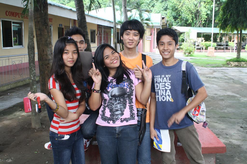 英語を楽しく勉強するコツはフィリピン人と遊ぶこと