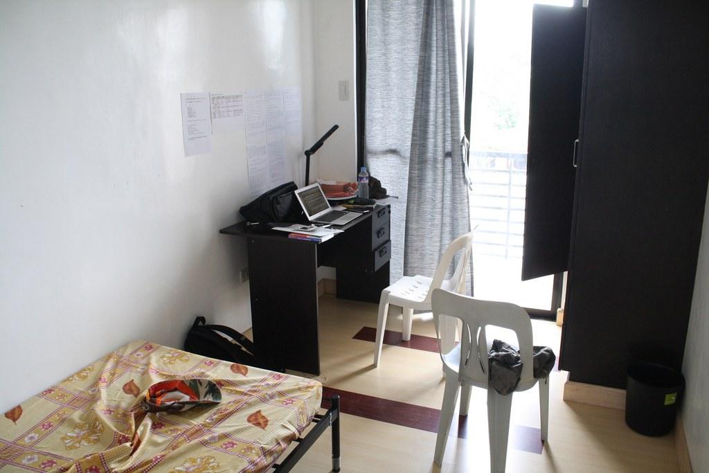 ネポボーディングハウスの部屋